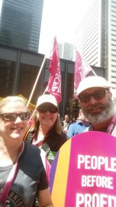 2016 - CUPE O.D. Rally